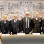 """Enpam-Eurispes: al via i lavori dell'Osservatorio su """"Salute Previdenza e Legalità"""""""