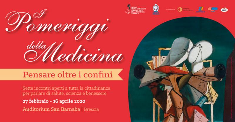 Brescia Sette Giovedi Per Parlare Di Salute Fondazione Enpam Ente Nazionale Di Previdenza Ed Assistenza Dei Medici E Degli Odontoiatri