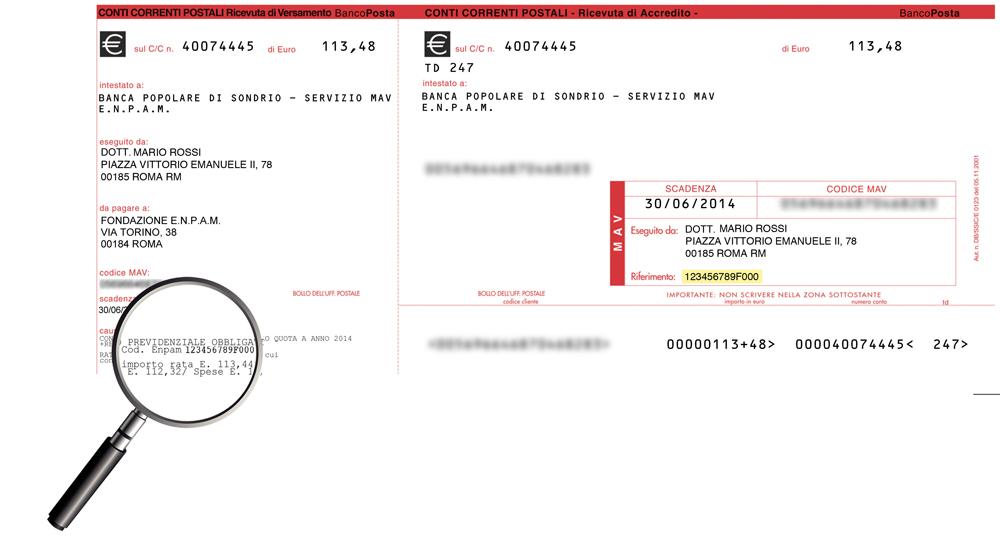 Recupero codice enpam fondazione enpam ente nazionale - Dove trovo i dati catastali ...