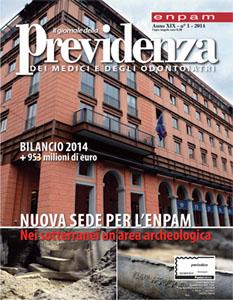 Il Giornale della Previdenza dei Medici e degli Odontoiatri n. 1/2014