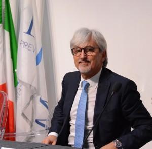 Oliveti rieletto Presidente 2015