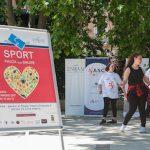 Sport in Piazza della Salute (fotogallery)